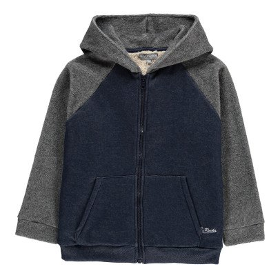 Milk on the Rocks Jackson Zip-Up Hoodie-listing