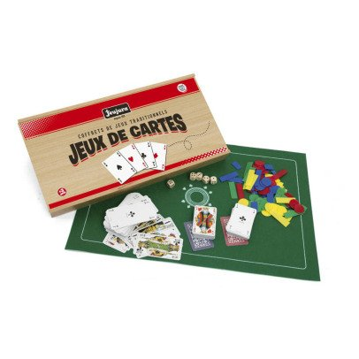 Jeujura Playing Card Set-listing
