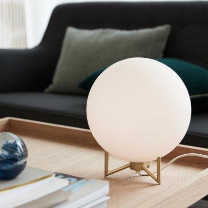 Magazin regal natur h bsch design erwachsene for Runde lampe