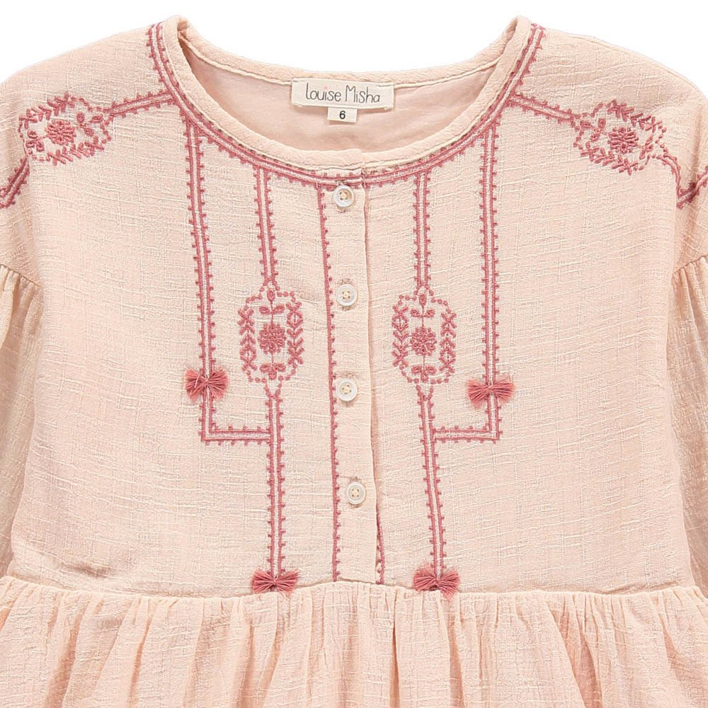 Ourika Embroidered Dress-product