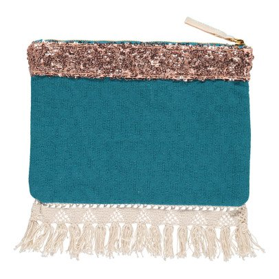 Louise Misha Argoun Embroidered Pouch - Teen & Women's Collection-listing