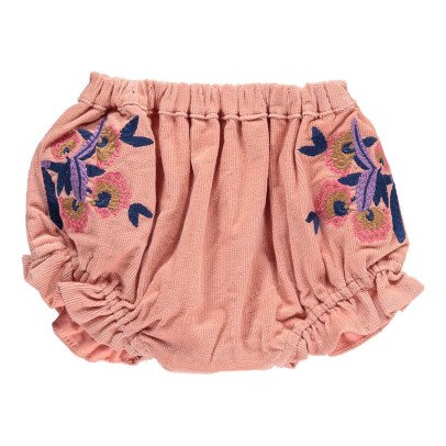 Louise Misha Tila Velvet Embroidered Bloomers-product