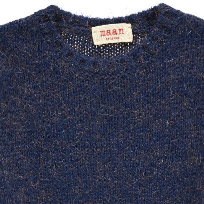 MAAN Rocky Flecked Jumper-listing