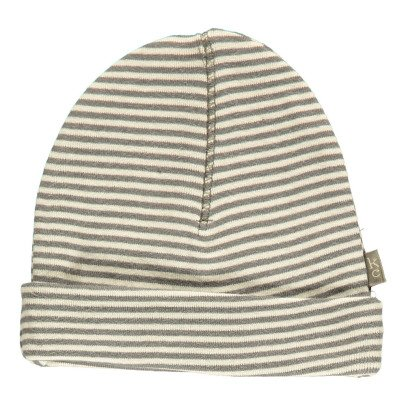 Kidscase Sky Organic Cotton Striped Hat-listing