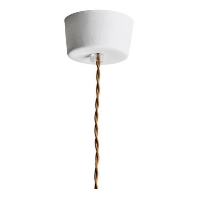 Alix D. Reynis Mat Porcelain Domino Ceiling Light Cover-listing