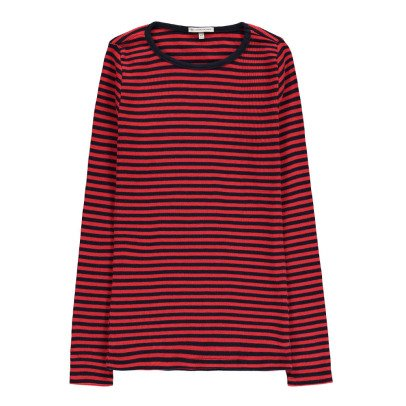 Les Coyotes de Paris Romie Striped T-Shirt-listing