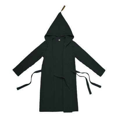 Numero 74 Adult Organic Cotton Dressing Gown-listing