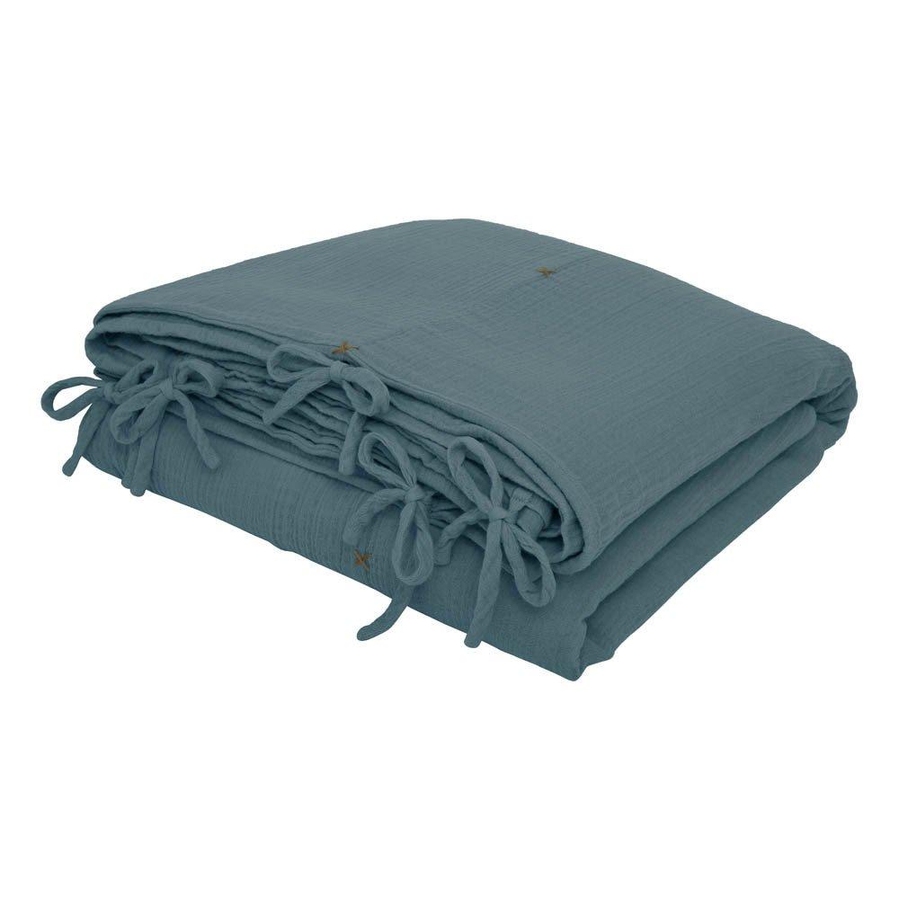 housse de couette ice blue s032 numero 74 design adulte. Black Bedroom Furniture Sets. Home Design Ideas