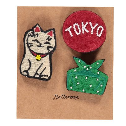 Bellerose Namiko TOKYO Brooches-product