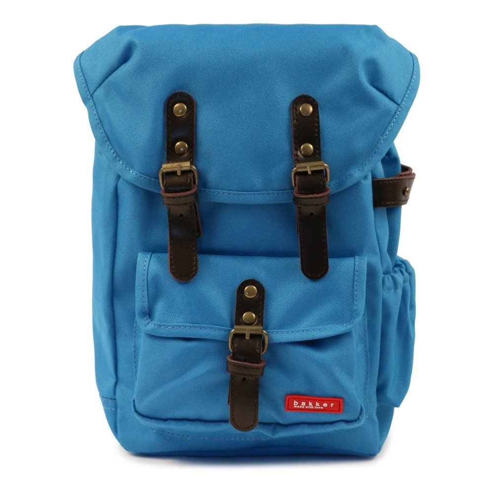 Sac à dos Bakker HipHip Turquoise bleu 102BKf9nLc