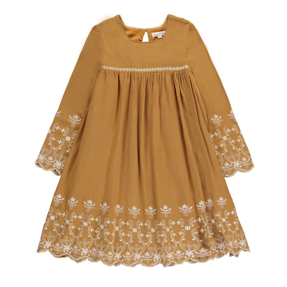 Léonie Embroidered Dress-product