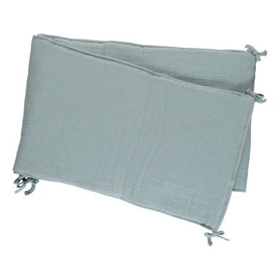 Moumout Washed Gauze Bed Bumper-product