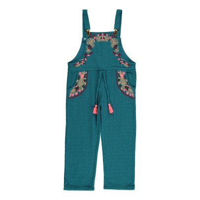 Louise Misha Austin Embroidered Dungarees-product