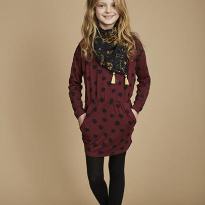Soft Gallery Polka Dot Dress-product
