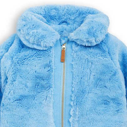 Mini Rodini Fur Lined Coat-listing