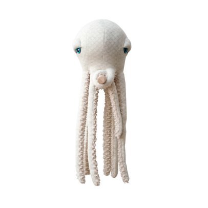 Bigstuffed Albino Giant Octopus Soft Toy 60cm-listing