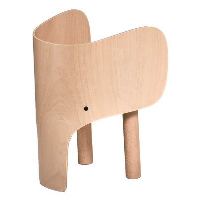EO   Elements Optimal Beech Wood Elephant Chair By Marc Venot Product