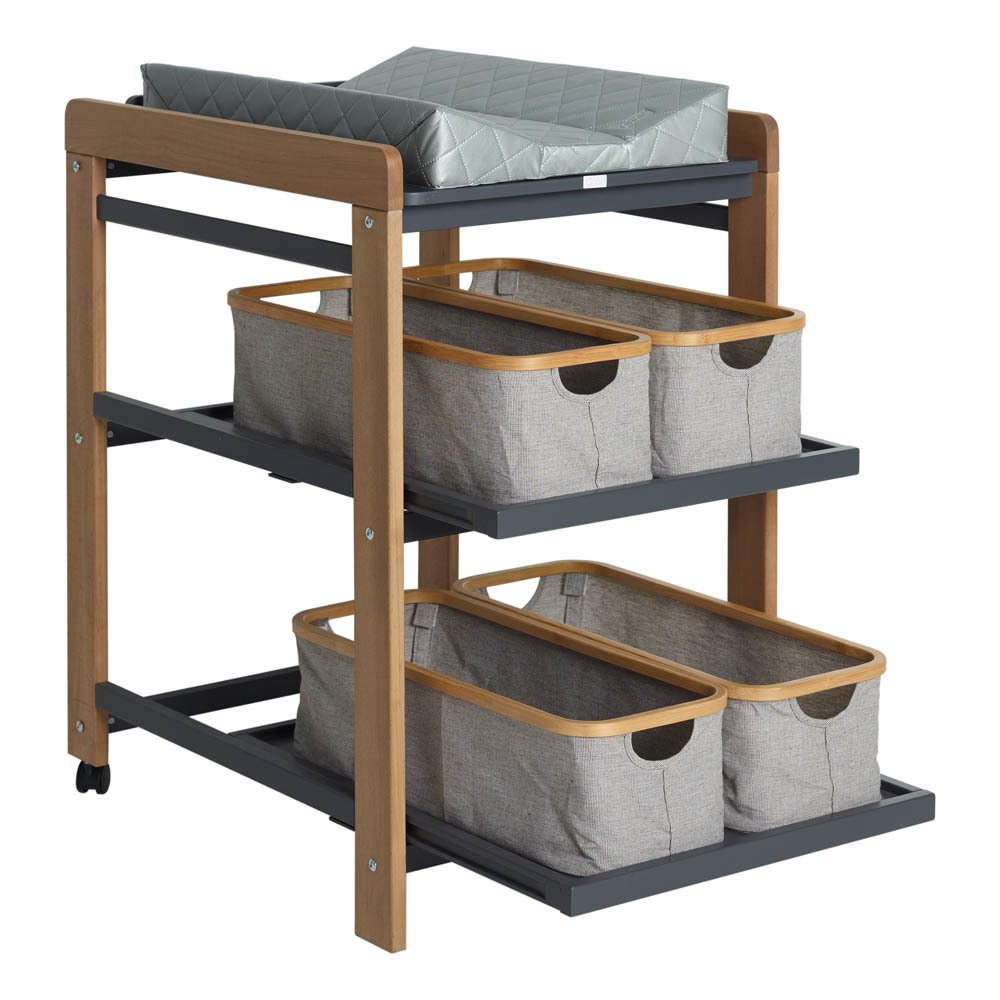 klapp wickeltisch swalif. Black Bedroom Furniture Sets. Home Design Ideas