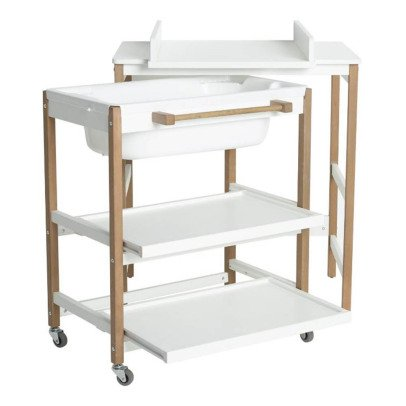 Quax Smart Changing Table and Tub-listing