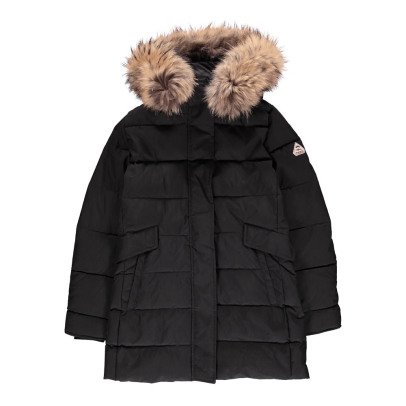 Pyrenex Grenoble Long Fur Parka-listing