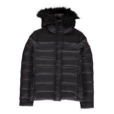 product-Gertrude + Gaston Bertha Down Jacket With Removable Fur Hood