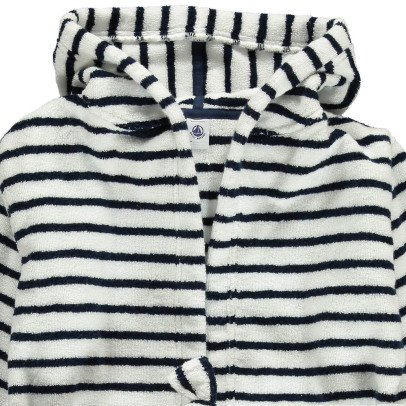 Petit Bateau Accappatoio a Righe Babel-listing