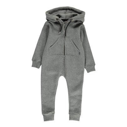 Sweet Pants 82 Loose Hooded Jumpsuit-listing