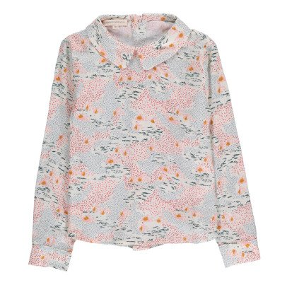 Hundred Pieces Mountains Blouse-product