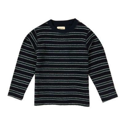 Bellerose Fidi Striped Sweatshirt-listing