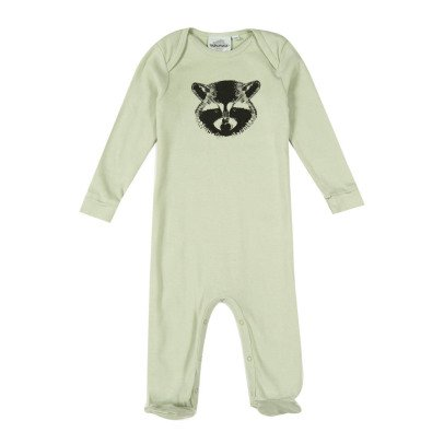 Moumout Raccoon Footed Pyjamas-product