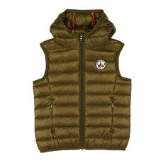 product-Jott Djam Light Hooded Sleeveless Down Jacket