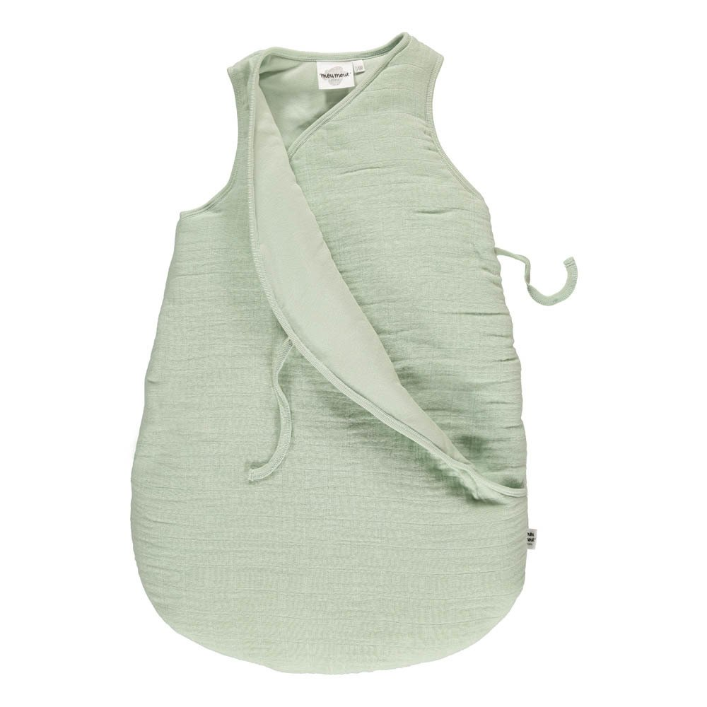 Sleeveless Quilted Baby Sleeping Bag-product