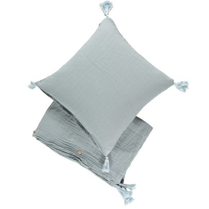 Moumout Cotton Muslin Bed Set-product