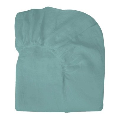 Lab Cotton Gauze Fitted Sheet-listing