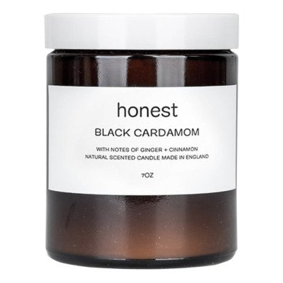 Honest Skincare Black Cardamom Scented Candle-listing