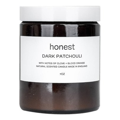 Honest Skincare Dark Pachouli Scented Candle-listing