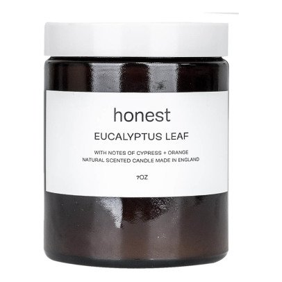 Honest Skincare Eucalyptus Leaf Scented Candle-listing