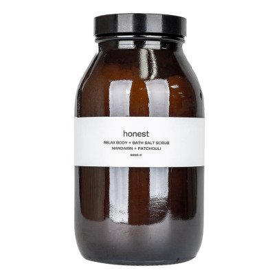 Honest Skincare Badesalz Mandarin and Patchouli-listing