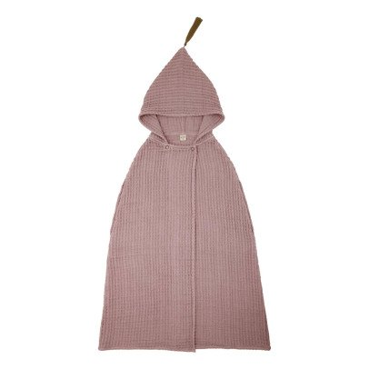 Numero 74 Children's Organic Cotton Poncho Dressing Gown-listing