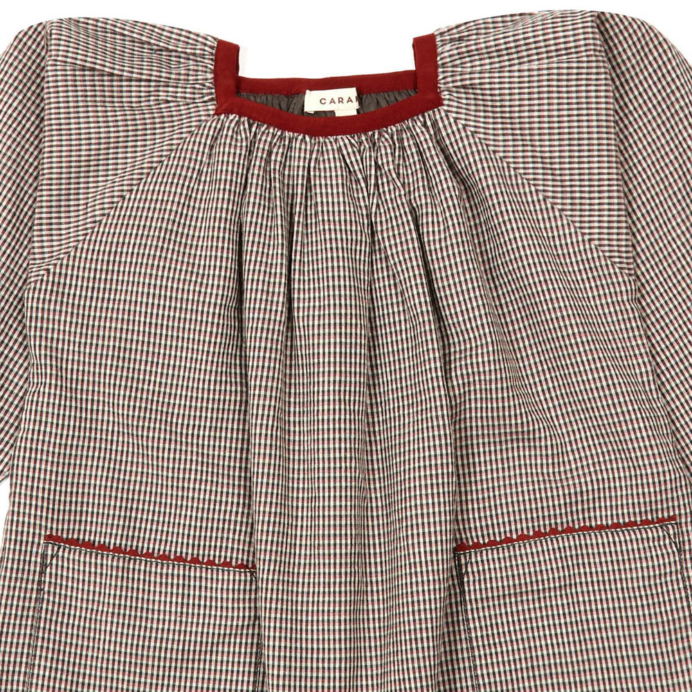 Turton Micro Checked Dress-product