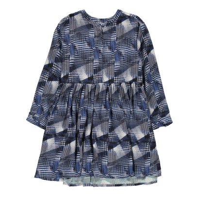 MAAN Babete Small Checked Dress-listing
