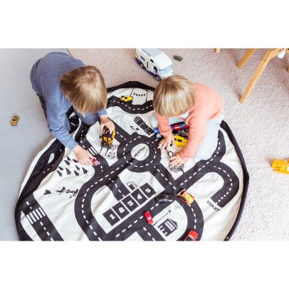 Play and Go Sac/Tapis de jeux - Circuit/Thunderbolt-listing