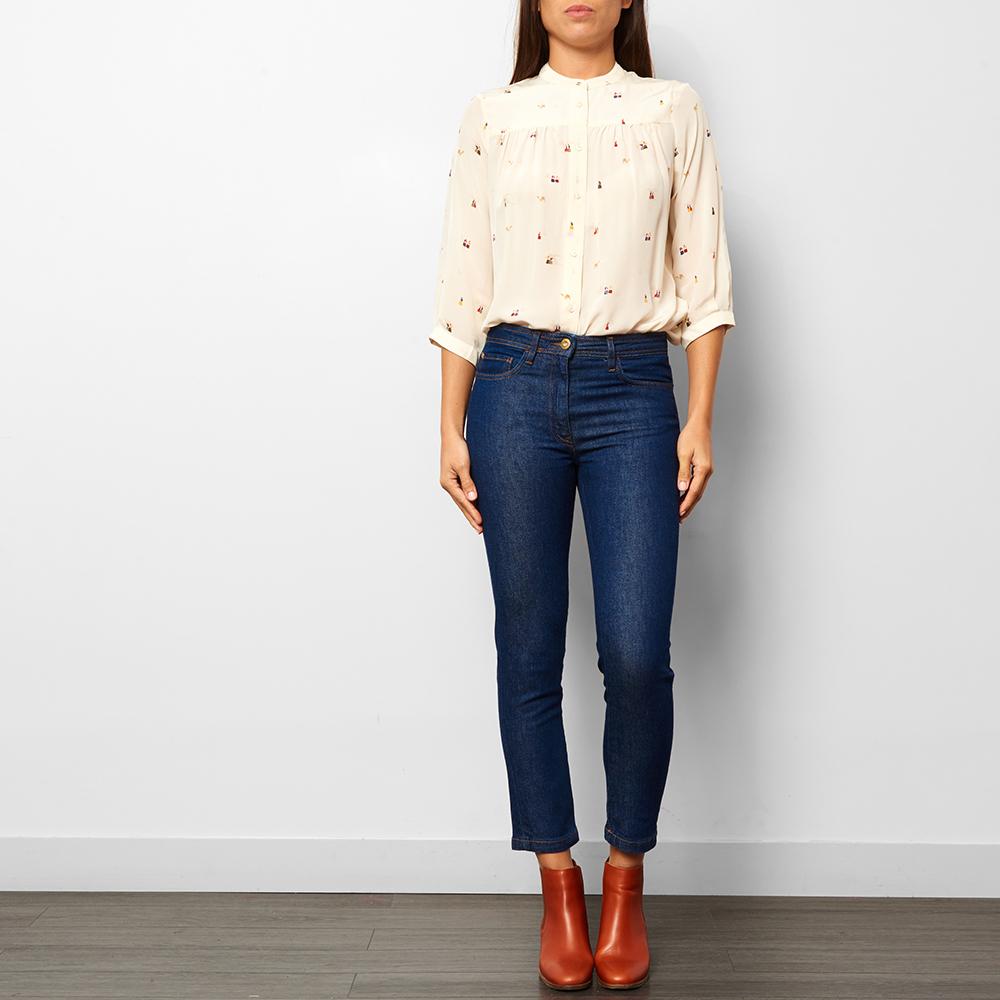 Slimette Slim Jeans Sessun E9wfHSiLM