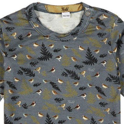 Gold Tosef Bird T-Shirt-listing