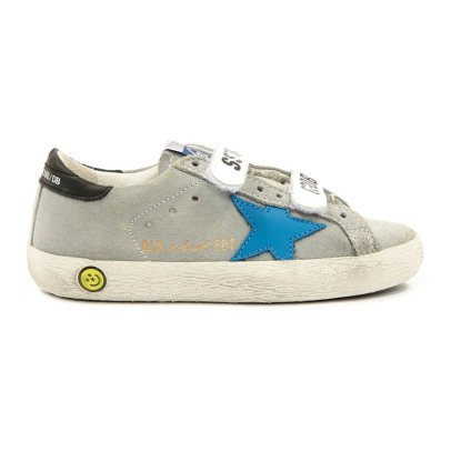 Baskets Velours Old SchoolGolden Goose 01o10