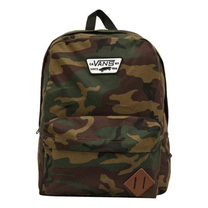 Vans Old Skool II Camouflage Backpack-listing