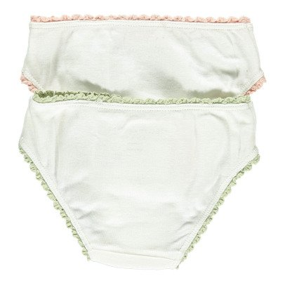 Stella McCartney Kids Peonie Set Of 2 Weekend Knickers-listing
