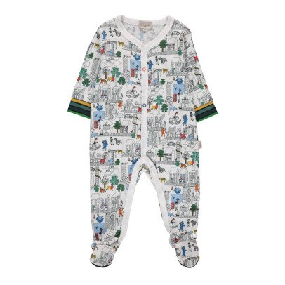 Paul Smith Junior Pyjama Ville Pacifico-listing