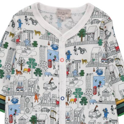 Paul Smith Junior Pacifico Town Pyjamas-listing