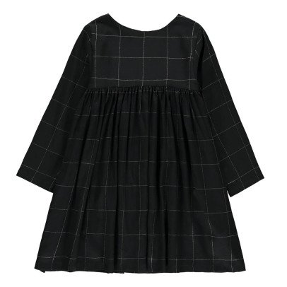 Bonton Magnolia Lurex Checked Dress-product